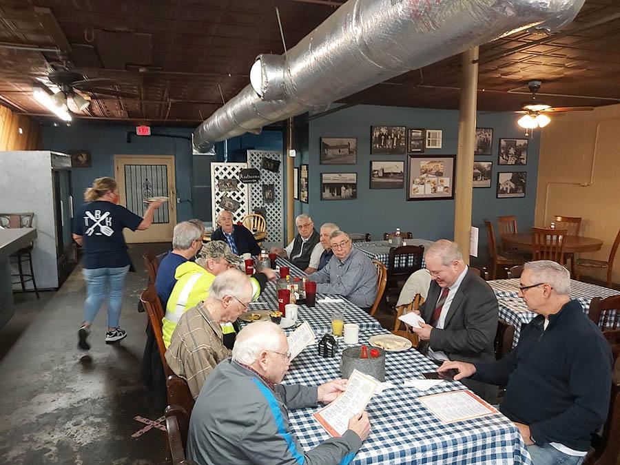 Men's Fellowship Breakfast | Photos
