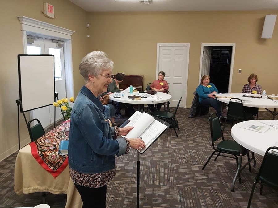 Women's Bible Study | Vessels of Grace – Great Start!